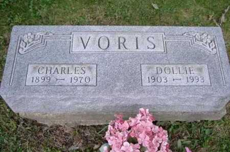 VORIS, CHARLES - Hocking County, Ohio | CHARLES VORIS - Ohio Gravestone Photos