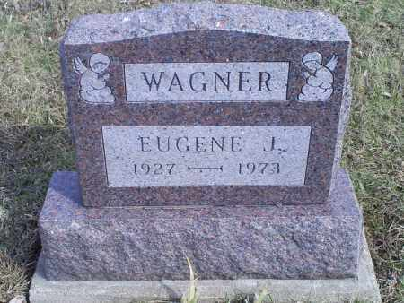 WAGNER, EUGENE J. - Hocking County, Ohio | EUGENE J. WAGNER - Ohio Gravestone Photos