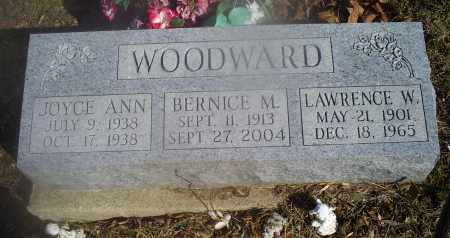 WOODWARD, JOYCE ANN - Hocking County, Ohio | JOYCE ANN WOODWARD - Ohio Gravestone Photos