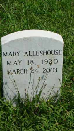 ALLESHOUSE, MARY - Holmes County, Ohio | MARY ALLESHOUSE - Ohio Gravestone Photos