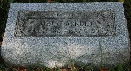 ARNOLD, ALBERT - Holmes County, Ohio | ALBERT ARNOLD - Ohio Gravestone Photos
