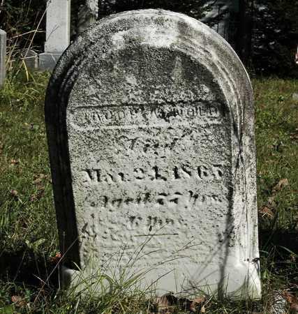 ARNOLD, CLAUDE M. - Holmes County, Ohio | CLAUDE M. ARNOLD - Ohio Gravestone Photos