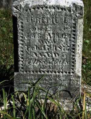 ARNOLD, LARETTA E. - Holmes County, Ohio | LARETTA E. ARNOLD - Ohio Gravestone Photos