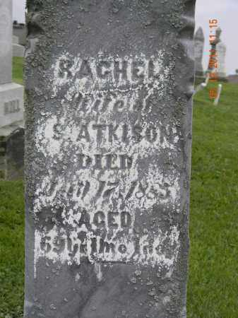 ATKISON, S. - Holmes County, Ohio | S. ATKISON - Ohio Gravestone Photos
