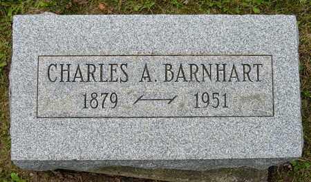 BARNHART, CHARLES A. - Holmes County, Ohio | CHARLES A. BARNHART - Ohio Gravestone Photos