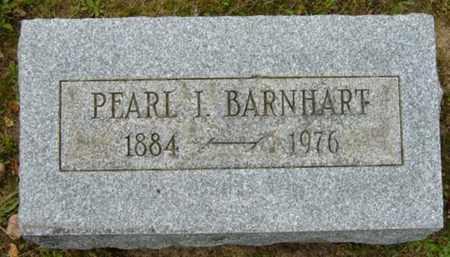 SCHMIDT BARNHART, PEARL I. - Holmes County, Ohio | PEARL I. SCHMIDT BARNHART - Ohio Gravestone Photos