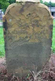 BEALL, KATHERINE - Holmes County, Ohio | KATHERINE BEALL - Ohio Gravestone Photos