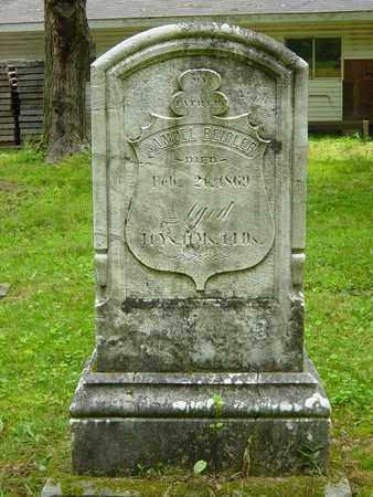 BEIDLER, SAMUEL - Holmes County, Ohio | SAMUEL BEIDLER - Ohio Gravestone Photos