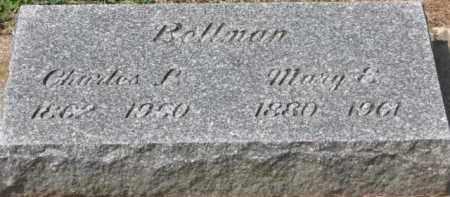 BELLMAN, CHARLES - Holmes County, Ohio | CHARLES BELLMAN - Ohio Gravestone Photos