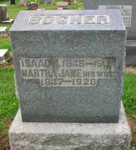BOGNER, MARTHA JANE - Holmes County, Ohio | MARTHA JANE BOGNER - Ohio Gravestone Photos