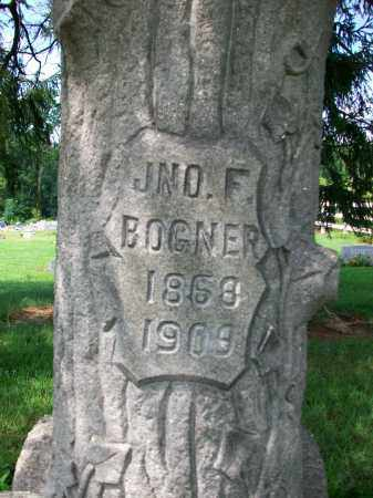 BOGNER, JOHN F. - Holmes County, Ohio | JOHN F. BOGNER - Ohio Gravestone Photos