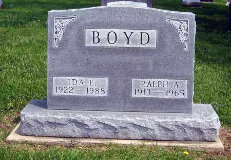 BOYD, RALPH A. - Holmes County, Ohio | RALPH A. BOYD - Ohio Gravestone Photos