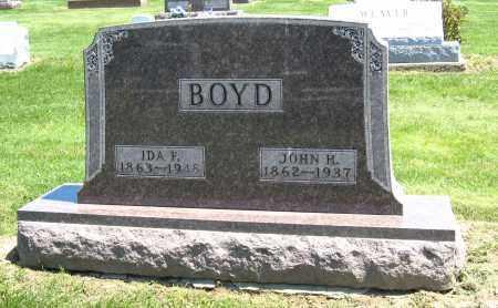 BOYD, JOHN H. - Holmes County, Ohio | JOHN H. BOYD - Ohio Gravestone Photos