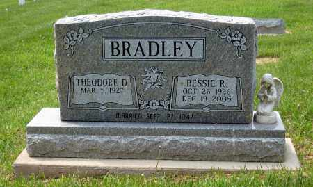 BRADLEY, THEODORE D. - Holmes County, Ohio | THEODORE D. BRADLEY - Ohio Gravestone Photos