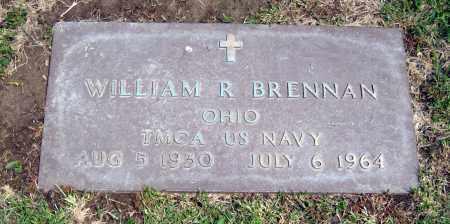 BRENNAN, WILLIAM R. - Holmes County, Ohio | WILLIAM R. BRENNAN - Ohio Gravestone Photos