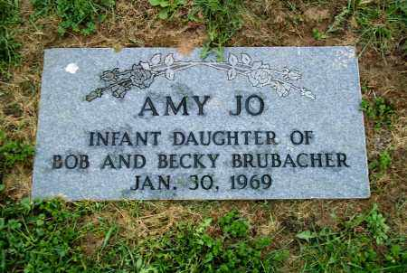 BRUBACHER, AMY JO - Holmes County, Ohio | AMY JO BRUBACHER - Ohio Gravestone Photos