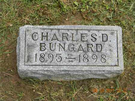 BUNGARD, CHARLES D. - Holmes County, Ohio | CHARLES D. BUNGARD - Ohio Gravestone Photos
