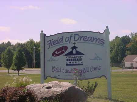 CEMETERY, FIELD OF DREAMS - Holmes County, Ohio | FIELD OF DREAMS CEMETERY - Ohio Gravestone Photos