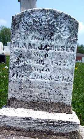 CONSER, CLARA MAY - Holmes County, Ohio | CLARA MAY CONSER - Ohio Gravestone Photos