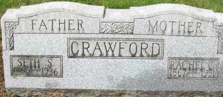 CRAWFORD, SETH S. - Holmes County, Ohio | SETH S. CRAWFORD - Ohio Gravestone Photos