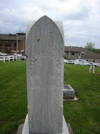 DALBEY, ADALINE - Holmes County, Ohio | ADALINE DALBEY - Ohio Gravestone Photos
