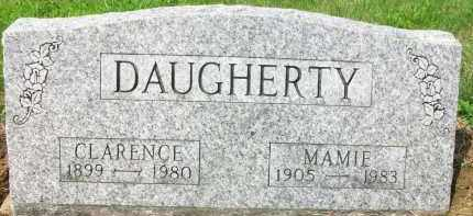 DAUGHERTY, CLARENCE - Holmes County, Ohio | CLARENCE DAUGHERTY - Ohio Gravestone Photos