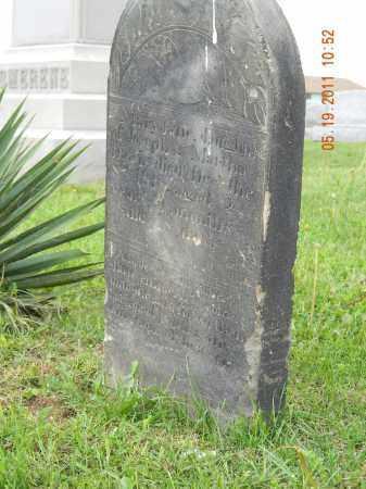 DAVIS, MARY JANE - Holmes County, Ohio | MARY JANE DAVIS - Ohio Gravestone Photos
