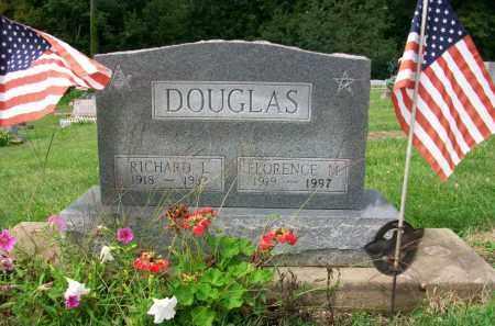 DOUGLAS, FLORENCE M. - Holmes County, Ohio | FLORENCE M. DOUGLAS - Ohio Gravestone Photos