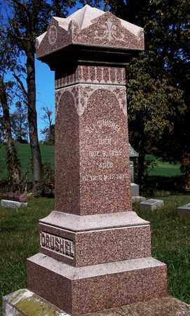 DRUSHEL, ELI - Holmes County, Ohio | ELI DRUSHEL - Ohio Gravestone Photos