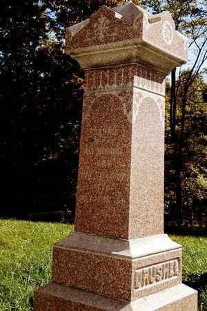 DRUSHEL, SARAH - Holmes County, Ohio | SARAH DRUSHEL - Ohio Gravestone Photos