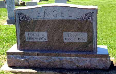 ENGEL, ETTA F. - Holmes County, Ohio | ETTA F. ENGEL - Ohio Gravestone Photos