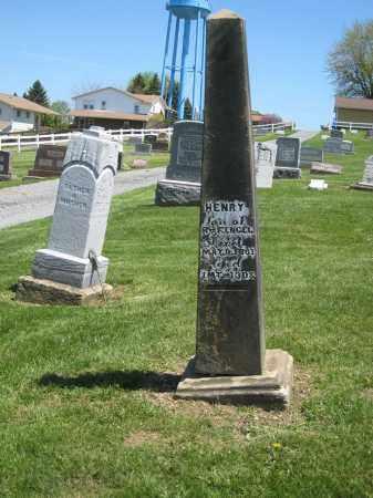ENGEL, HENRY - Holmes County, Ohio | HENRY ENGEL - Ohio Gravestone Photos