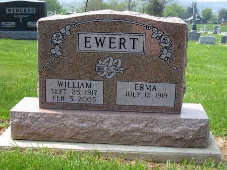 EWERT, WILLIAM - Holmes County, Ohio | WILLIAM EWERT - Ohio Gravestone Photos