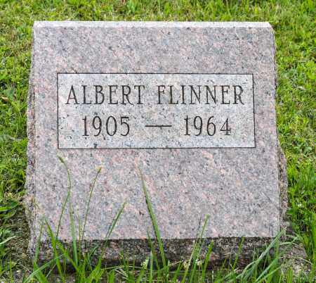 FLINNER, ALBERT - Holmes County, Ohio | ALBERT FLINNER - Ohio Gravestone Photos