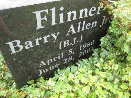FLINNER JR., BARRY ALLEN - Holmes County, Ohio | BARRY ALLEN FLINNER JR. - Ohio Gravestone Photos