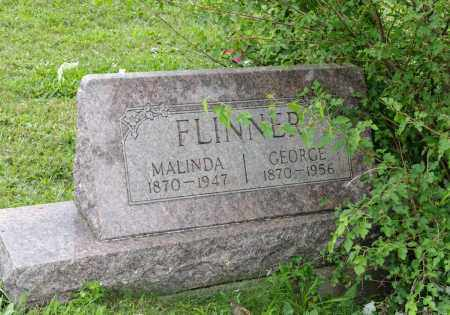FLINNER, GEORGE - Holmes County, Ohio | GEORGE FLINNER - Ohio Gravestone Photos