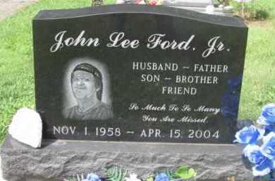 FORD, JOHN LEE JR. - Holmes County, Ohio | JOHN LEE JR. FORD - Ohio Gravestone Photos