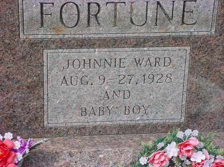 FORTUNE, JOHNNIE WARD - Holmes County, Ohio | JOHNNIE WARD FORTUNE - Ohio Gravestone Photos