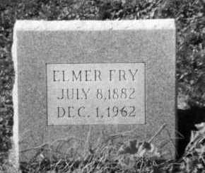 FRY, ELMER - Holmes County, Ohio | ELMER FRY - Ohio Gravestone Photos