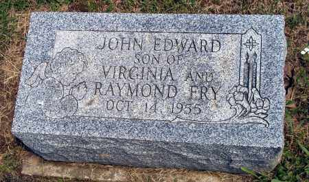 FRY, VIRGINIA - Holmes County, Ohio | VIRGINIA FRY - Ohio Gravestone Photos