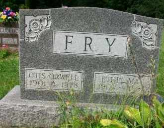 FRY, ETHEL MAY - Holmes County, Ohio | ETHEL MAY FRY - Ohio Gravestone Photos