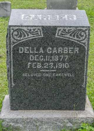 GARBER, DELLA - Holmes County, Ohio | DELLA GARBER - Ohio Gravestone Photos