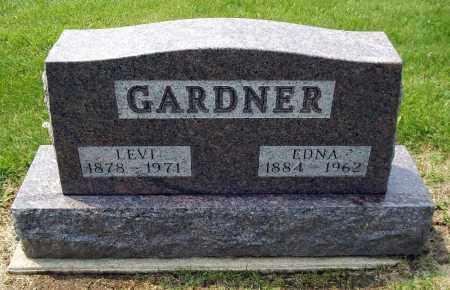 GARDNER, LEVI - Holmes County, Ohio | LEVI GARDNER - Ohio Gravestone Photos