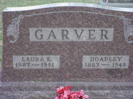 GARVER, FOREST HOADLEY - Holmes County, Ohio | FOREST HOADLEY GARVER - Ohio Gravestone Photos