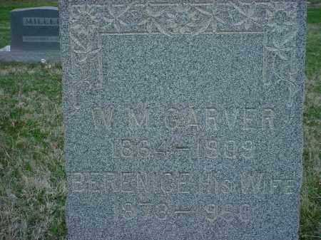 GARVER, BERNICE - Holmes County, Ohio | BERNICE GARVER - Ohio Gravestone Photos