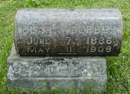GERBER, CLARA - Holmes County, Ohio | CLARA GERBER - Ohio Gravestone Photos