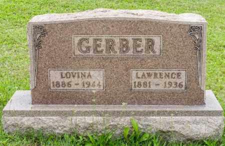HERSHBERGER GERBER, LOVINA - Holmes County, Ohio | LOVINA HERSHBERGER GERBER - Ohio Gravestone Photos