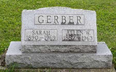 GERBER, ALLEN W. - Holmes County, Ohio | ALLEN W. GERBER - Ohio Gravestone Photos