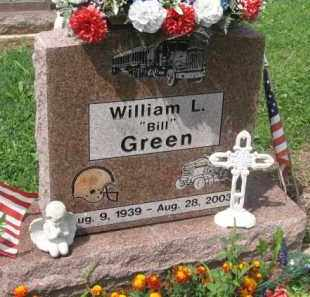 "GREEN, WILLIAM L. ""BILL"" - Holmes County, Ohio 