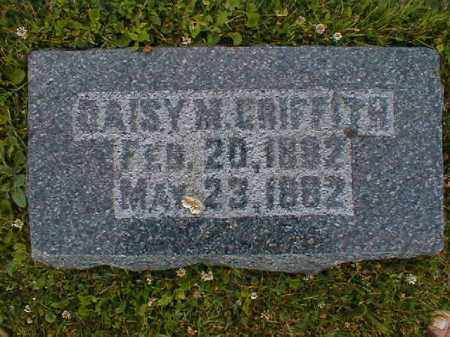 GRIFFITH, DAISY M. - Holmes County, Ohio | DAISY M. GRIFFITH - Ohio Gravestone Photos